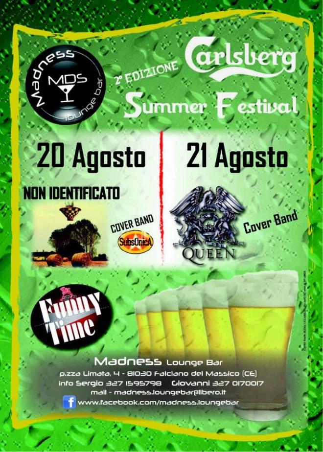 carlsberg summer festival