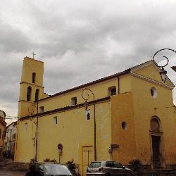 Falciano del Massico, chiesa san pietro apostolo